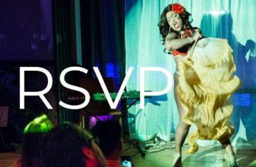 rsvp for drag