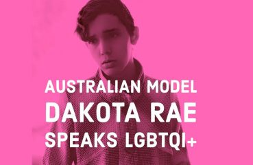 dakote rae speaks lgbtqi+