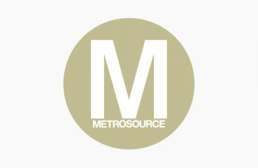 metrosource gold logo
