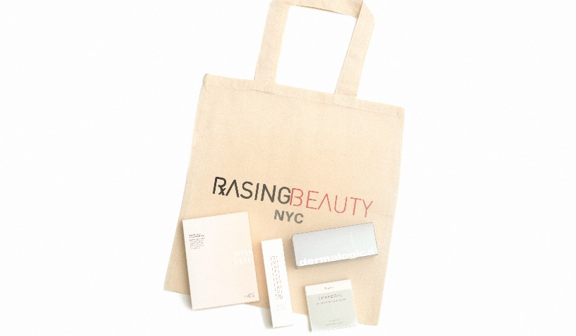 raising beauty nyc bag