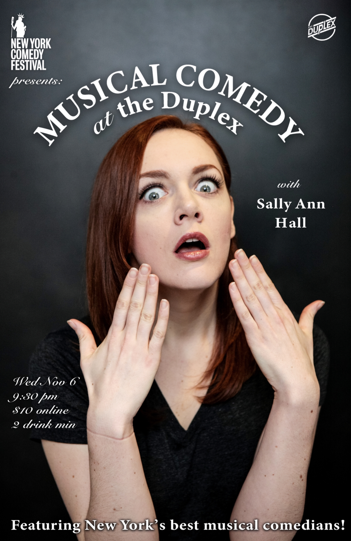 musical comedy of the duplex