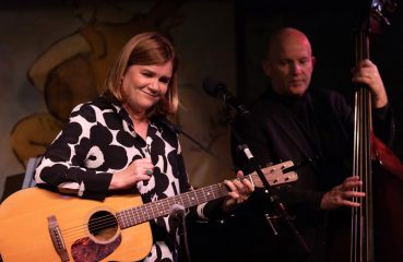Mare Winningham and Dennis Crouch