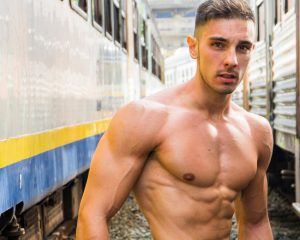 This Is What Happened When a Young Gay Man Met Strangers on an Italian Train