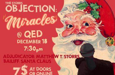 holiday miracle poster