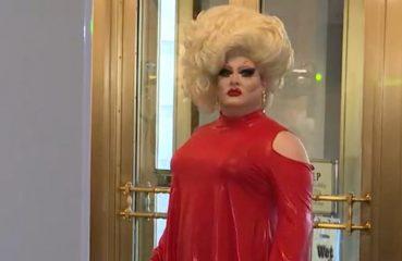 Impeachment Drag Queen Pissi Myles