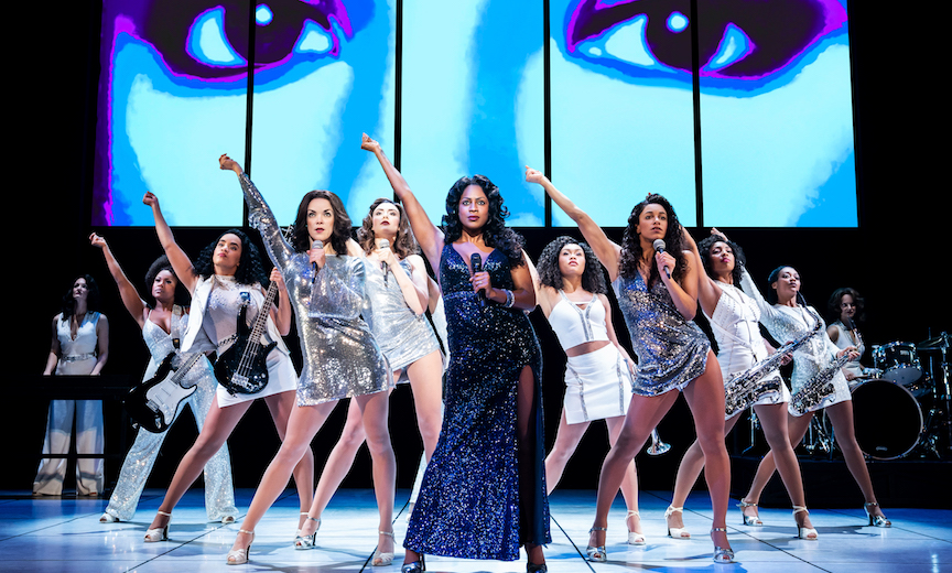 Donna Summer Musical Tour