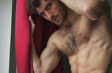 Erotic Poet Sam Morris