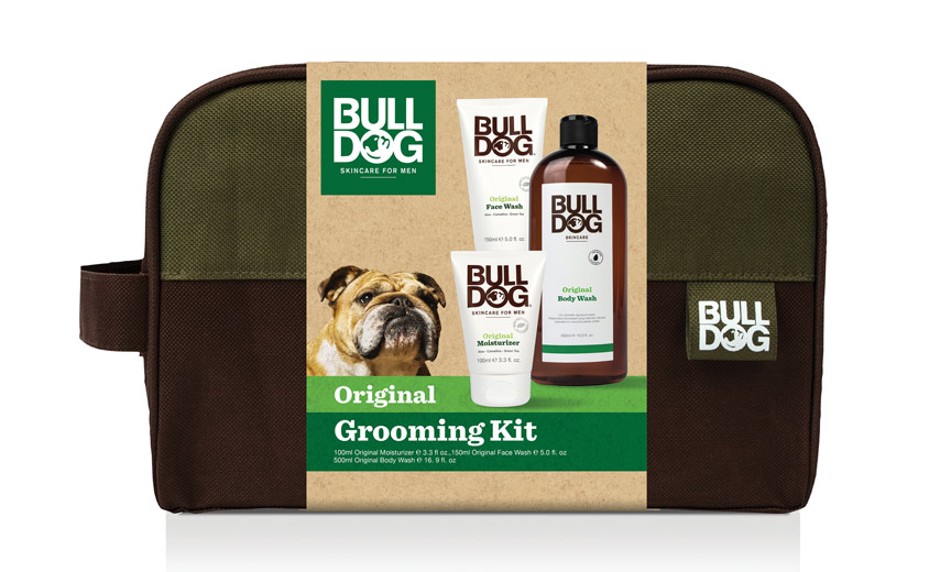 Bulldog Grooming Kit