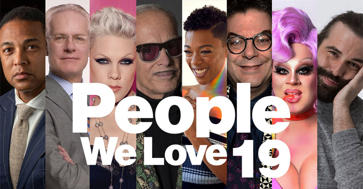People We Love 2019