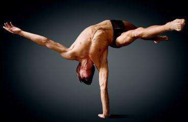 Performing Acrobat
