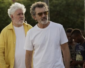 This Is What Almodovar and Banderas Think of Each Other