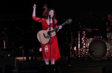 Singer Songwriter Sara Bareilles