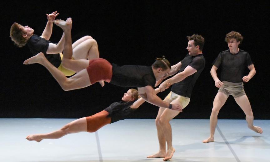 Circa Humans Acrobats