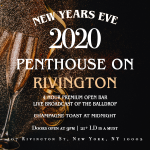 new years eve penthouse party