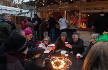 Provincetown Canteen Winter