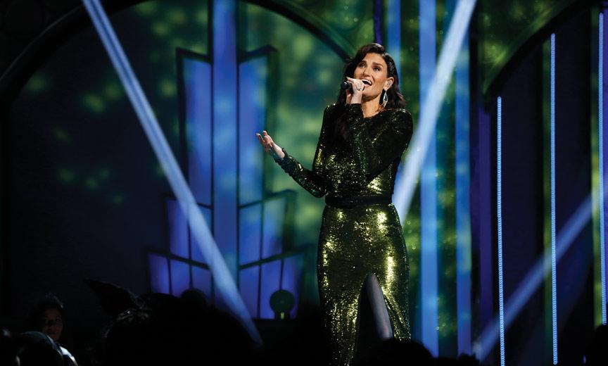 Singer Idina Menzel