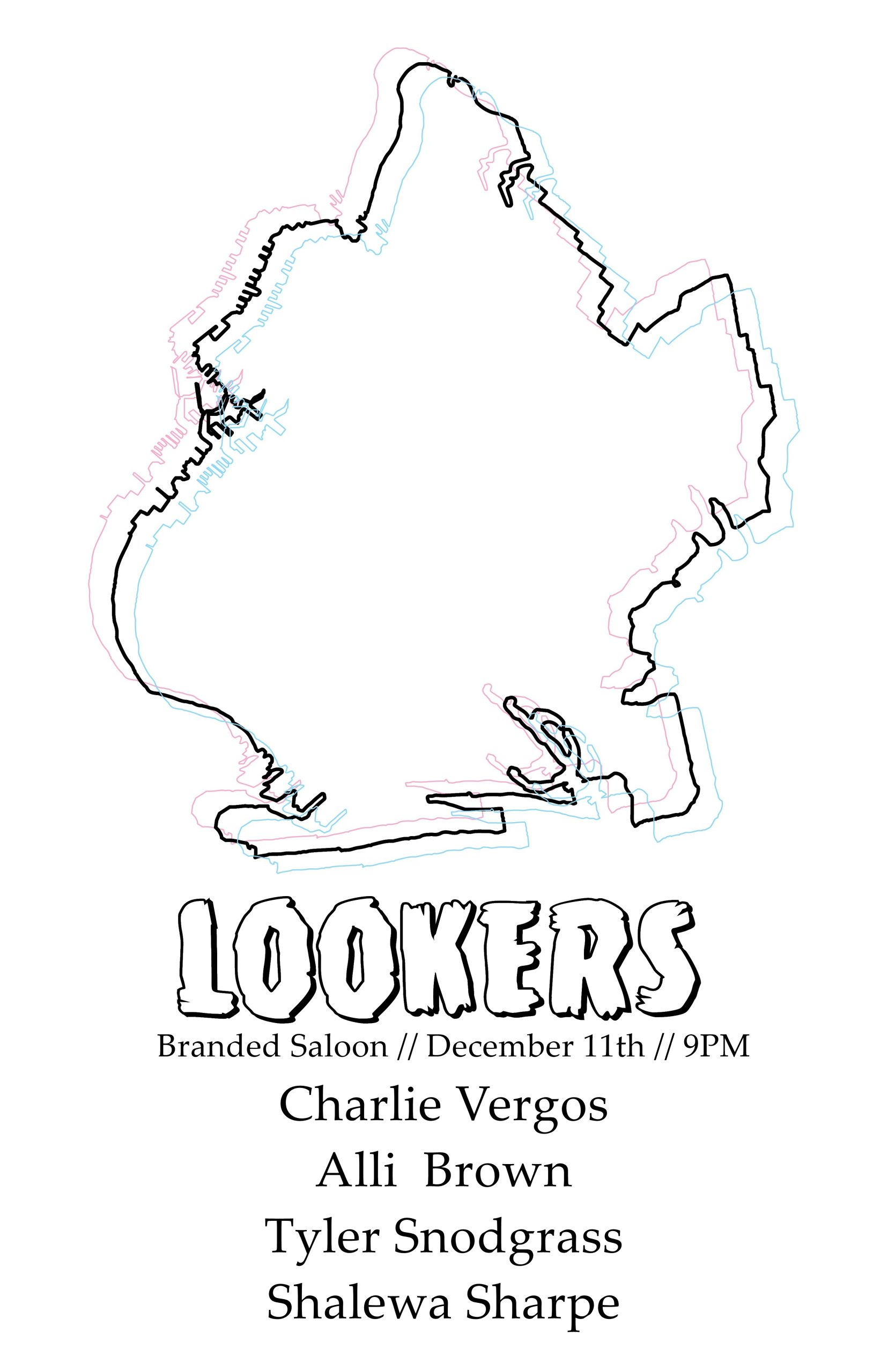 lookers poster