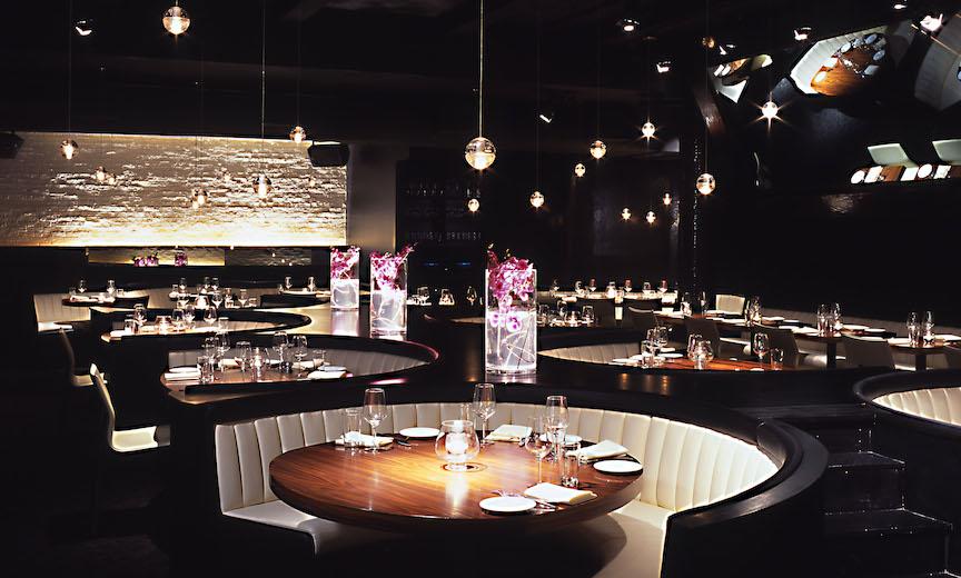 STK Dining Room