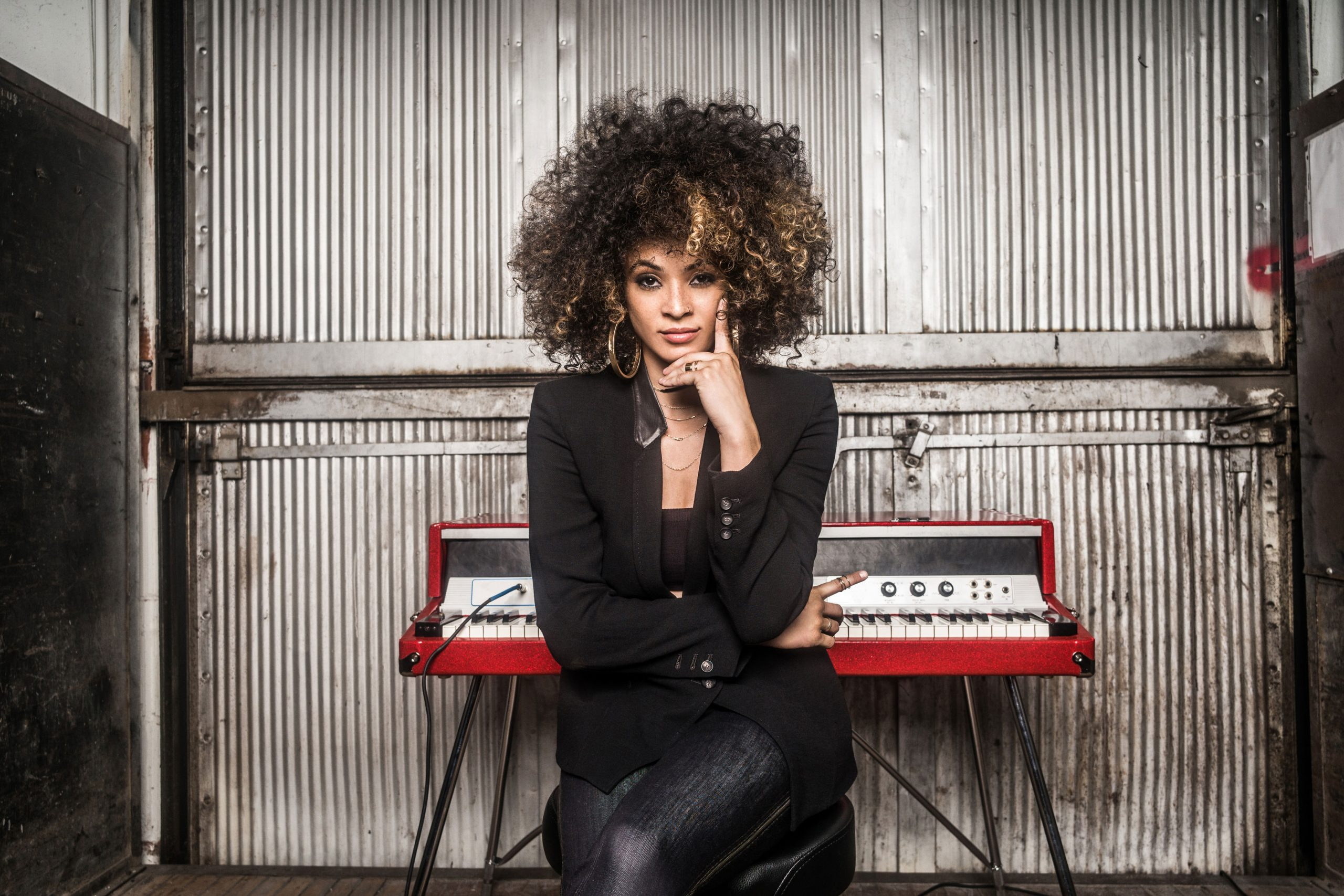 Kandace Springs: A Jazz Singer with a Rock Star Vibe