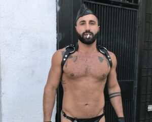 Leather and Lust: Folsom Goes Online