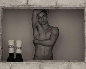 You Wear It Well: JW Anderson's Latest Tom of Finland Gear