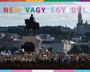 Well Hungary: Protesters Rally Against Homophobic New Law