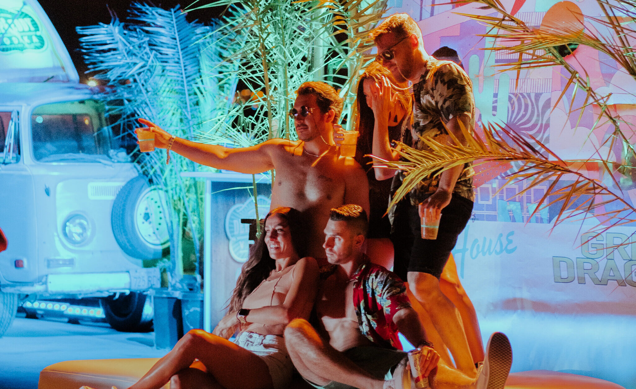 For Best Results, Just Add Water: Splash House Rocks the Gay Scene