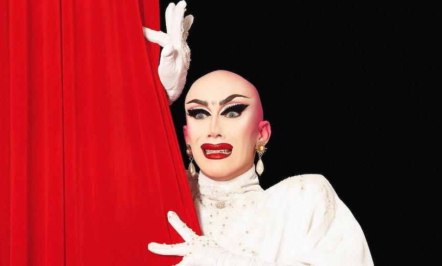 Drag Queen Sasha Velour